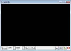 Serial Killer on Windows 7